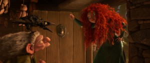 Merida and Witch
